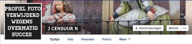 Schadecllaim door Facebook