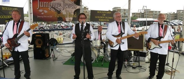 The Jumping Jewels Revival Band