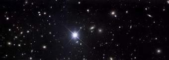 ster aan de hemel
