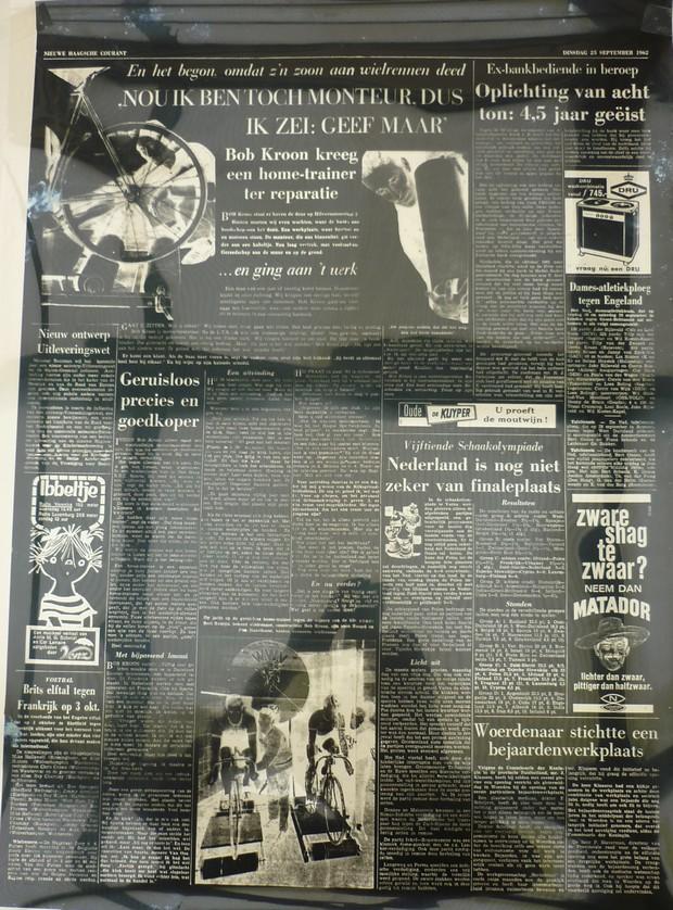 Haagsche Courant 25 sept. 1962
