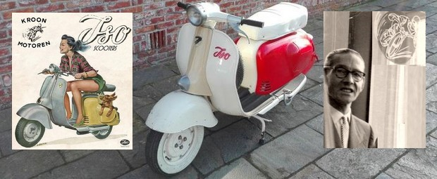 ISO scooter