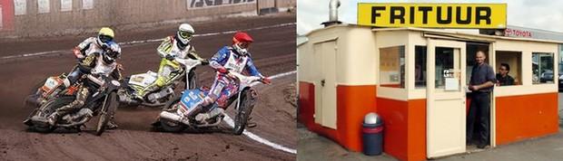 Speedway en Frietkot