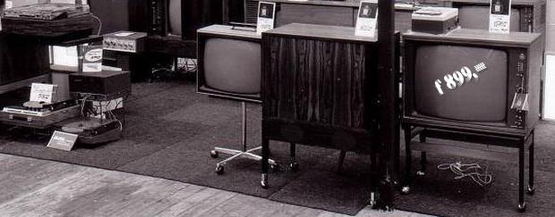 kleuren tv 1974