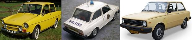 Daf en Volvo 66