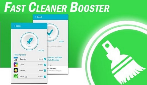 Fast Cleaner App