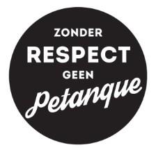 Zonder respect